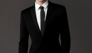The Slim Fit Men's suit