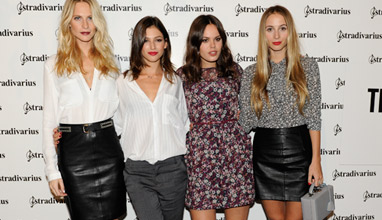 Stradivarius party gathers in Barcelona