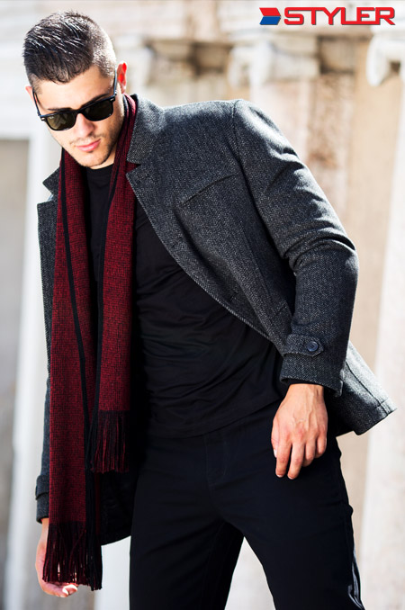 Menswear: Styler Fall-Winter 2014/2015 collection