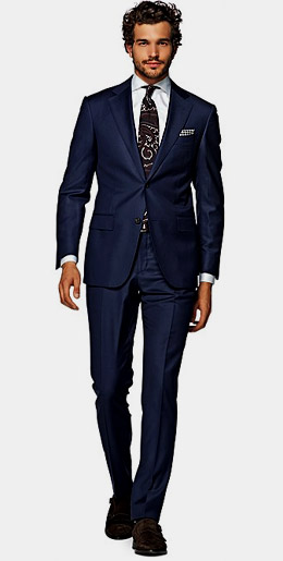 Where to buy men's suits: SuitSupply