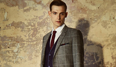 Menswear: Ted Baker for Fall/Winter 2014-2015