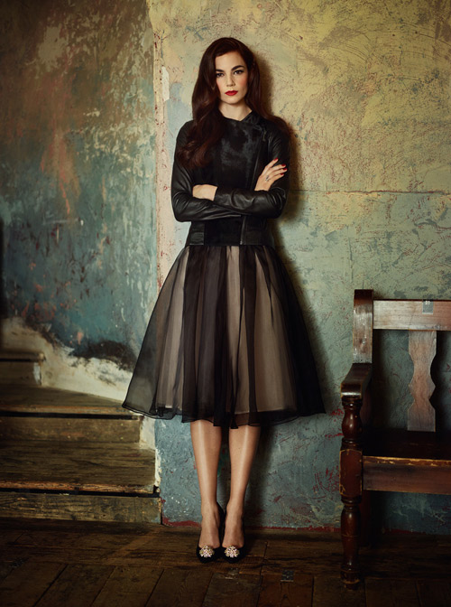 Womenswear: Ted Baker for Fall/Winter 2014-2015