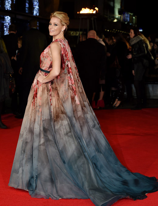 The Hunger Games: Mockingjay - Part 1 world premiere: Celebrities style