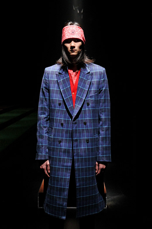 Menswear from Japan: Toga Virilis Spring-Summer 2015 collection