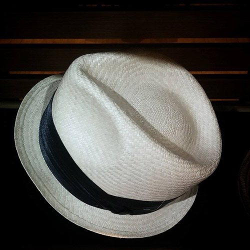 The modern hats: Tom Smarte Spring/Summer 2015 collection