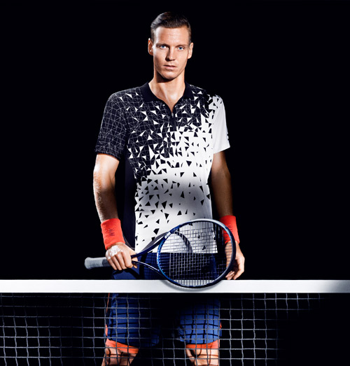 Tomas Berdych, the semi-finalist, completes a straight sets win over Ryan Harrison at the US Open on Wednesday with his ninth ace. Abierto Los Cabos.