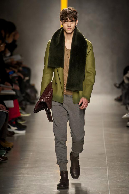 Fall-Winter 2014/2015 menswear trends: Fur