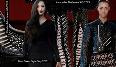 Fall-Winter 2014/2015 Fashion trends: Gothic