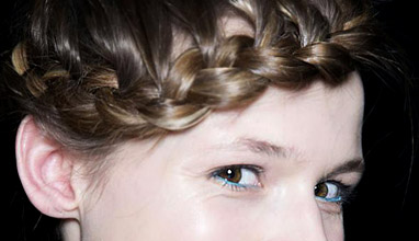 Fall-Winter 2014/2015 Fashion trends: Plaits & Braids