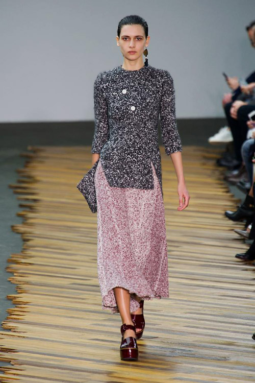 Knitting Fashion 2015 : Top trends in women s fashion for fall winter