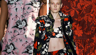 Spring-Summer 2015 Fashion Trends: Prints directions