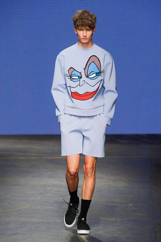 Spring-Summer 2015 Fashion trends: The playful boy