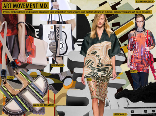Spring-Summer 2015 Fashion Trends: Prints