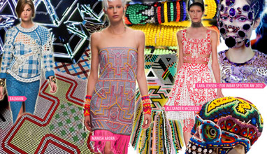 Spring-Summer 2016 Fashion trends: Women's key materials