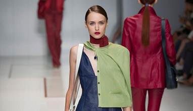 Womenswear: Trussardi Spring/Summer 2015