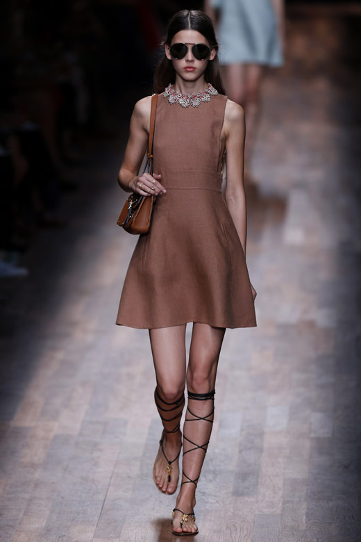 Women's fashion: Valentino Spring-Summer 2015 collection