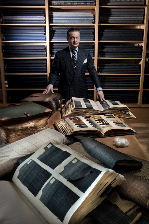 Earth, Wind & Fire: the new technical fabrics collection of Vitale Barberis Canonico