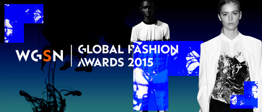WGSN Global Fashion Awards 2015