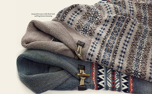 Warm wool by Benetton