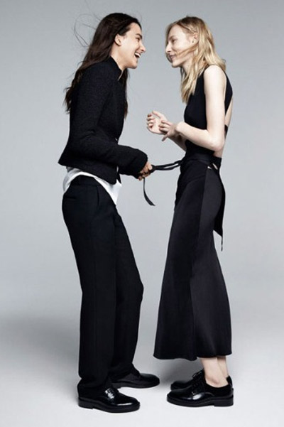 Zara presented Fall/Winter 2014-2015