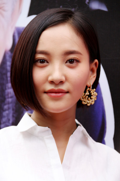 Movie star ZHOU Chuchu wearing Spanish top jewelry brand Carrera y Carrera