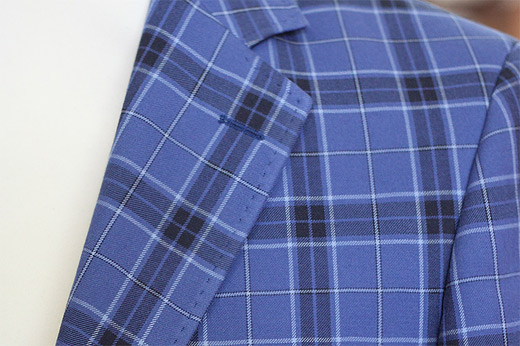 Spring-Summer 2015 Menswear trends: Blue suits