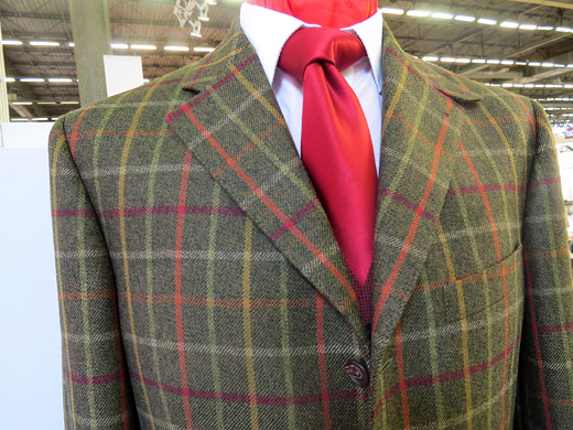 Holland & Sherry - The Finest Cloths used by Prestigious Tailors and Luxury Brands