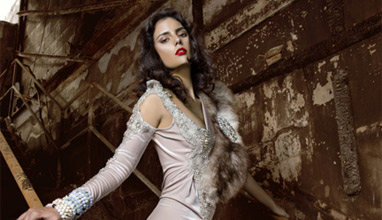 Patuna Bushyhead will present Sumptuous Collection at Couture Fashion Week