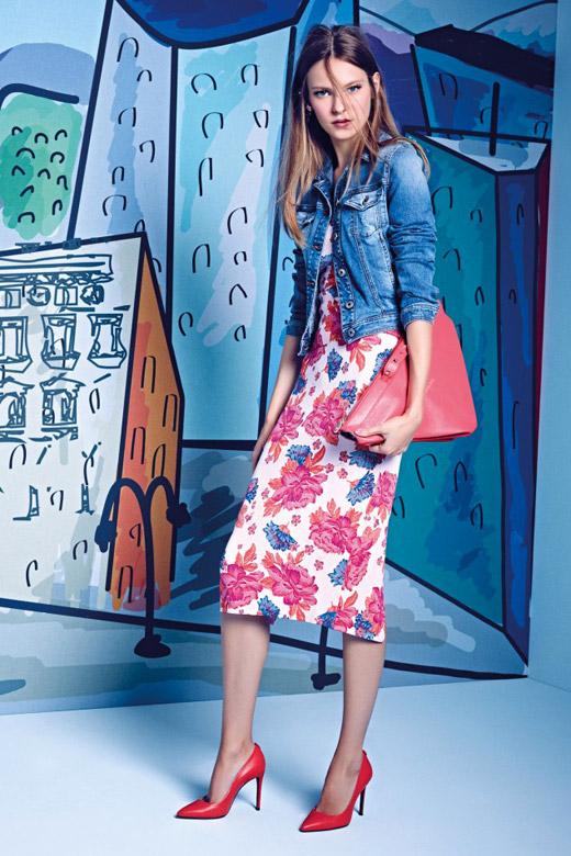 reputable site 27494 6c782 Women's fashion: Patrizia Pepe Spring-Summer 2015 collection
