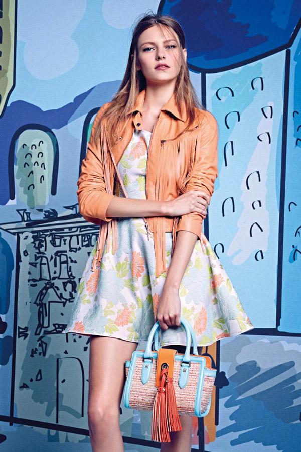 reputable site b8448 36f83 Women's fashion: Patrizia Pepe Spring-Summer 2015 collection