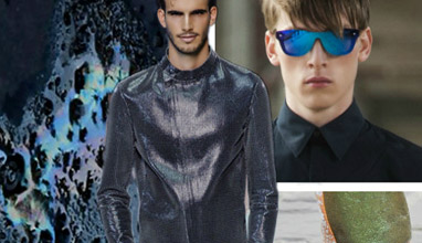 Spring-Summer 2016 Fashion trends: Metallics