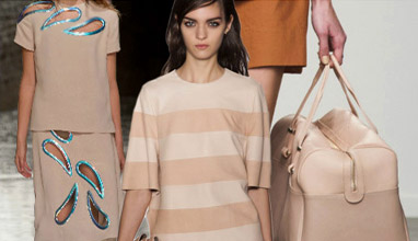 Spring-Summer 2016 Fashion trends: Neutrals