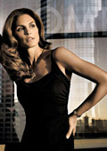Cindy Crawford has become the face of a budget beauty brand